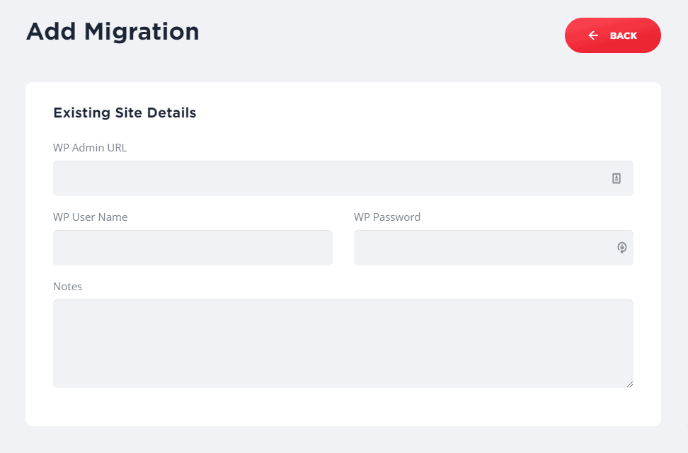 New Feature: Migration Manager